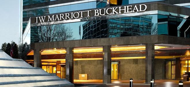 JW Marriott Atlanta Buckhead - Atlanta - Rakennus