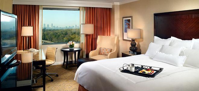 JW Marriott Atlanta Buckhead - Atlanta - Makuuhuone