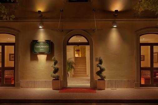 Hotel Arnolfo & Aqua Laetitia spa and beauty - Montecatini Terme - Toà nhà
