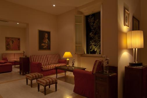 Hotel Arnolfo & Aqua Laetitia spa and beauty - Montecatini Terme - Phòng khách