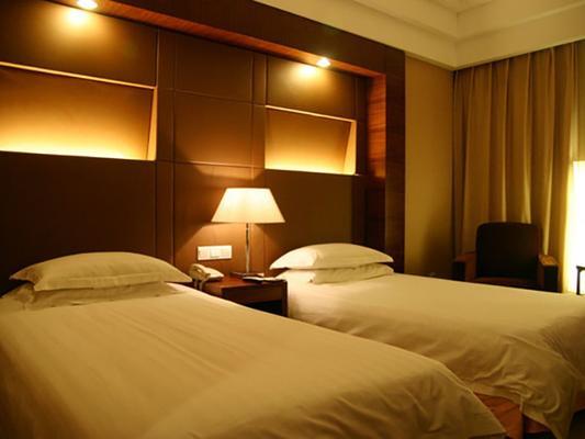 Yangzhou Garden International Hotel - Yangzhou - Makuuhuone