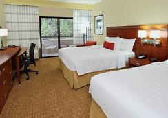Courtyard by Marriott Atlanta Perimeter Center - Atlanta - Bedroom