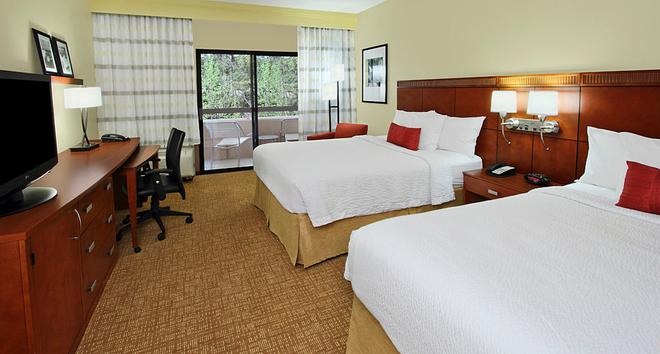 Courtyard by Marriott Atlanta Perimeter Center - Atlanta - Quarto