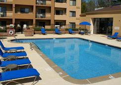 Courtyard by Marriott Atlanta Perimeter Center - Atlanta - Piscina