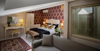 Raymond Hotel - Estambul - Habitación