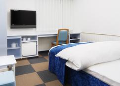 Hotel Diasmont Niigatanishi - Niigata - Bedroom