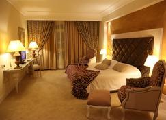 فندق هسدروبال ثالاسا وسبا - ميدون - غرفة نوم
