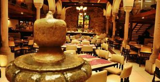 Collection O Hotel Del Portal - Puebla de Zaragoza - Restaurante