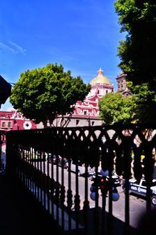 Hotel del Portal - Puebla City - Balcony