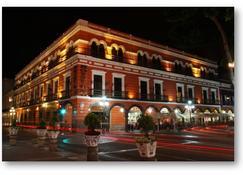 Hotel del Portal - Puebla de Zaragoza - Edificio