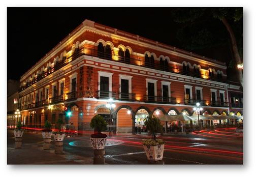 Hotel del Portal - Puebla City - Building