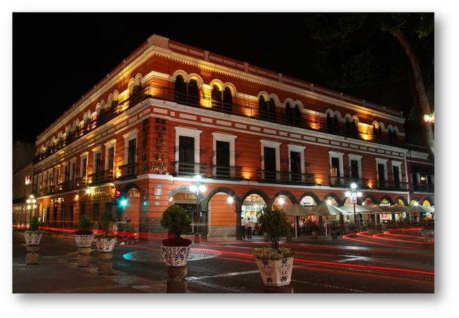 Hotel del Portal - Puebla City - Κτίριο