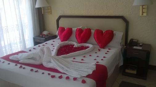 Hotel del Portal - Puebla City - Bedroom