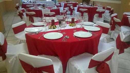 Hotel del Portal - Puebla City - Banquet hall