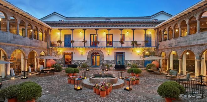 Palacio del Inka, a Luxury Collection Hotel - Cusco - Rakennus