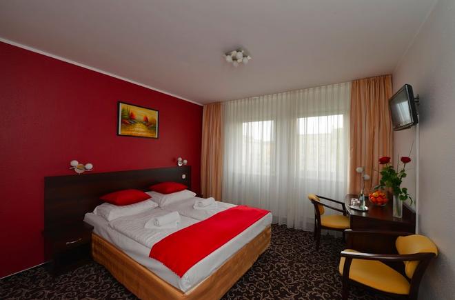 柏林阿特拉斯酒店 - 柏林 - 柏林 - 臥室
