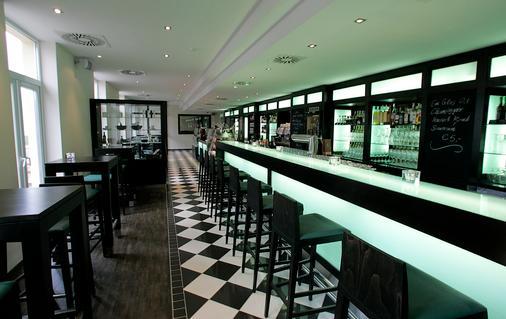 法蘭克福紐波斯弗萊明酒店 - 法蘭克福 - 法蘭克福 - 酒吧