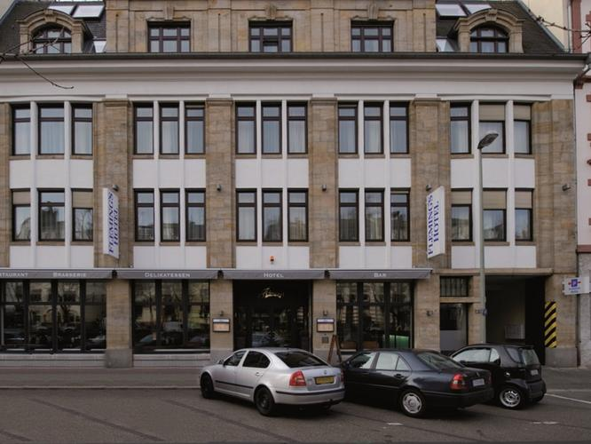 Fleming S Hotel Frankfurt Hamburger Allee Ab 139 2 0 7