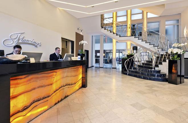 Fleming's Selection Hotel Frankfurt-City - Francoforte - Ingresso