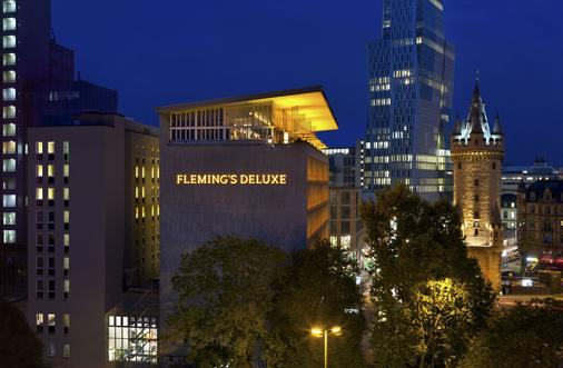 Fleming's Selection Hotel Frankfurt-City - Frankfurt am Main - Outdoors view