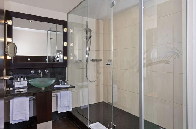 弗萊明斯蘇黎世酒店 - 蘇黎世 - 蘇黎世 - 浴室