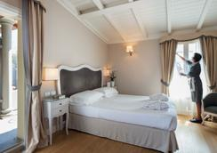 Hotel Rapallo - Florence - Bedroom