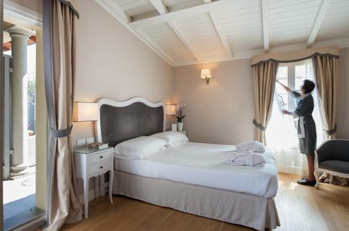 拉帕洛酒店 - 佛羅倫斯 - 佛羅倫斯 - 臥室