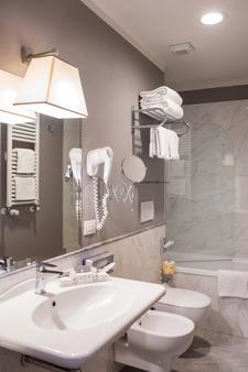 拉帕洛酒店 - 佛羅倫斯 - 佛羅倫斯 - 浴室