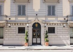 Hotel Rapallo - Firenze - Edificio