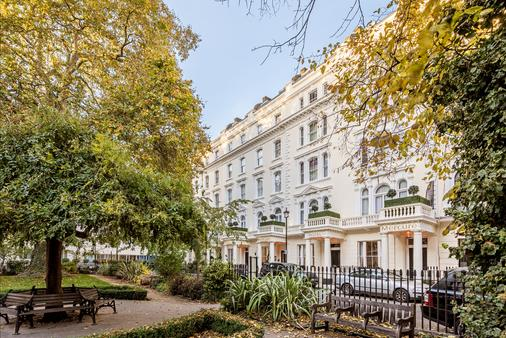 Mercure London Hyde Park Hotel - Londres - Edificio