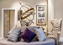 Mercure London Hyde Park Hotel - Londres - Recepción