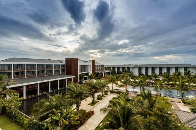 Sunrise Premium Resort Hoi An - Hoi An - Building