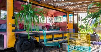 Selina Antigua - Guatemala City - Βεράντα