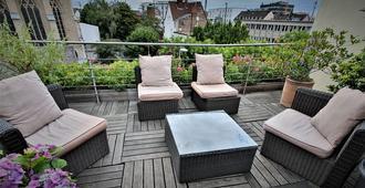 Classic Hotel Harmonie - Köln - Tagterrasse