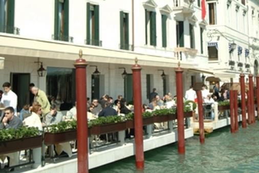 Hotel Monaco & Grand Canal - Venetsia - Rakennus