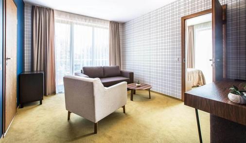 Viešbutis Simpatija - Druskininkai - Wohnzimmer