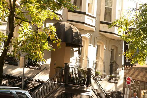 Victorian Hotel - Βανκούβερ - Κτίριο