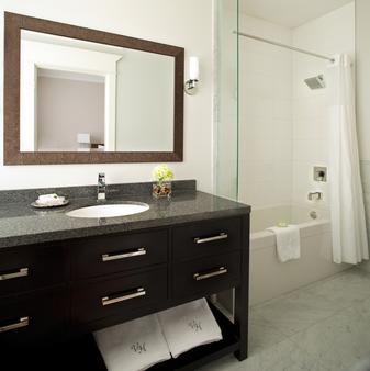 Victorian Hotel - Βανκούβερ - Μπάνιο