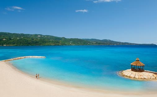 Secrets St. James Montego Bay - Adults Only Unlimited Luxury - Vịnh Montego - Bãi biển