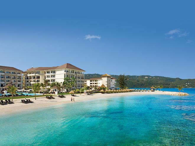 Secrets St. James Montego Bay - Adults Only Unlimited Luxury - Montego Bay - Rakennus