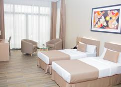 Fly Hotel - Libreville - Bedroom