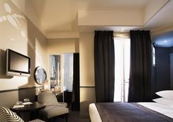 Hôtel des Académies et des Arts - Pariisi - Makuuhuone