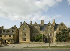 The Lygon Arms - Broadway - Building