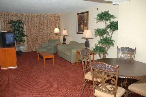 Howard Johnson Atlanta Airport - College Park - Living room