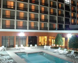 Howard Johnson Atlanta Airport - College Park - Edificio