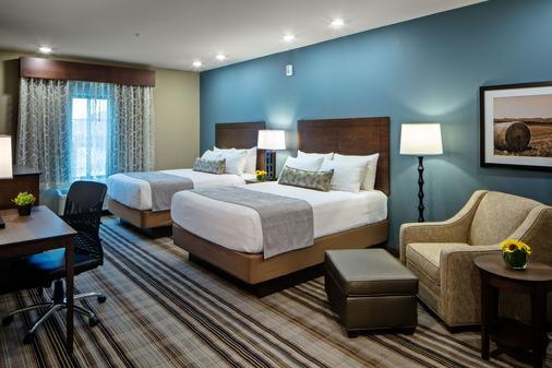 Best Western Plus Overland Inn - Fort Morgan - Schlafzimmer