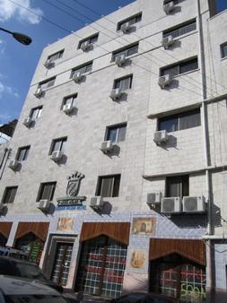 The Amman Pasha Hotel - Amman - Building