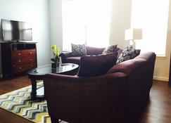 Evolve East Boston - Boston - Wohnzimmer