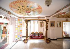 Anjani Hotel - Udaipur - Lobby