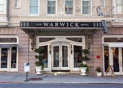 Warwick San Francisco - San Francisco - Bygning
